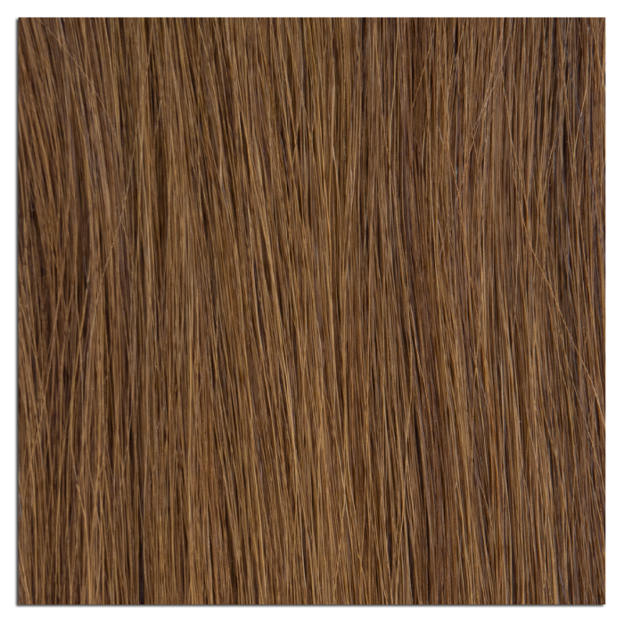 Truly Seamless Clip On S 20 Inch 42 5g Wavy 4 Medium Brown